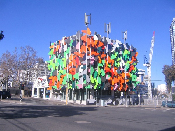 Pixel Building (CUB Offices), Melbourne