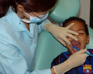 Say AGGGGGH: Fear of the dentist has a variety of manifestations.