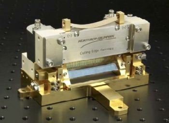kW-Class Wavelength Stabilised Laser Diode Arrays