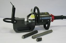 Edilgrappa T50 Rebar Cutters are designed for site work but are equally efficient in handling subsea work applications.