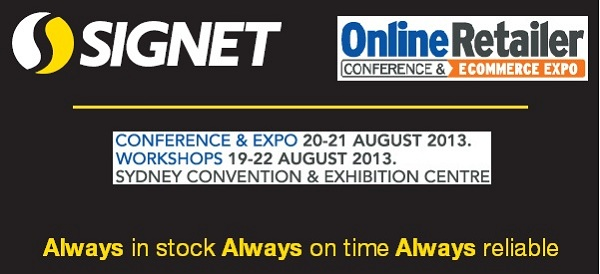Visit the Signet team at stand 8014!