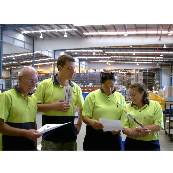 """Feedback from employees has been very positive,"" says Regina McMeeken, HSE Manager with Wesfarmers Industrial & Safety."