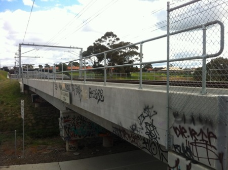 The 3.5km railway line extension from Epping is the biggest expansion of Melbourne's rail network since the City Loop more than 30 years ago.