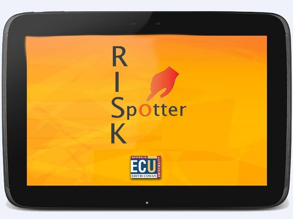 RiskSpotter, a risk awareness training tool, could be available by late 2013.