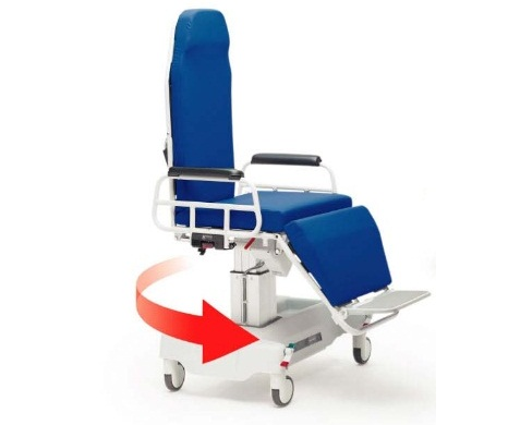 The state-of-the-art TransMotion Medical TMM3 from Hoyland Medical.