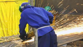 All our tradesmen are sheet metal workers - some with 40 years experience.
