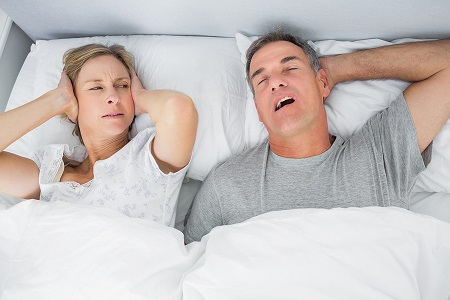 """Many anti-snore products are designed to wake the snorer, or to at least keep them semi-awake, which only stops the snoring until the snorer goes back to sleep."""