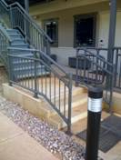 "Moddex selected as supplier due to the ""robustness, quality, appearance and ease of installation"" of their handrails."