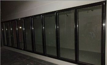 Glass Door Coolroom