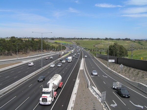 M80 Ring Road Tullamarine Freeway to Sydney Road