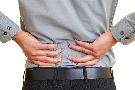 """The lifetime prevalence of lower back pain in Australia is as high as 80 per cent – and 10-20 per cent of those sufferers go on to experience chronic lower back pain."""