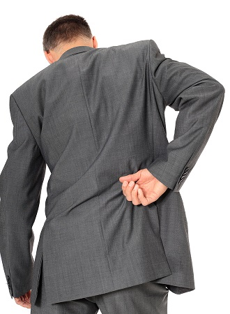 """Lower back pain arising from ergonomic exposures at work is a major cause of disability worldwide."""