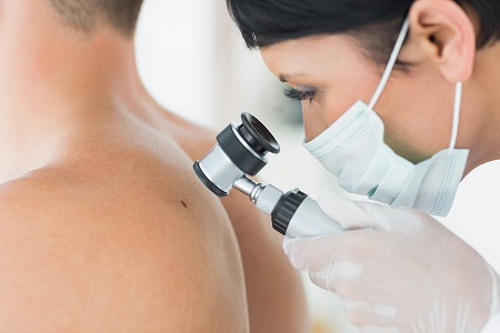 """There is a desperate need for improved treatments that stop and reverse (melanoma)."""