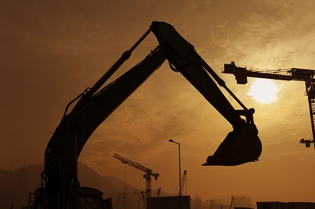 """Little boosts confidence more than seeing cranes in the sky and bulldozers on the ground."""