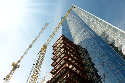 Commercial construction confidence has risen for the second consecutive quarter.