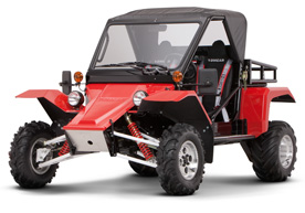 CAD software enabled Tomcar Australia to go from design to production in 12 months.