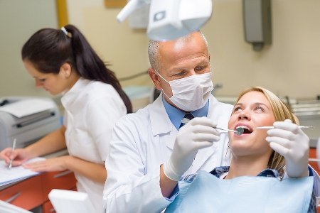 The challenge for the dental sector is to treat more people with less resources.