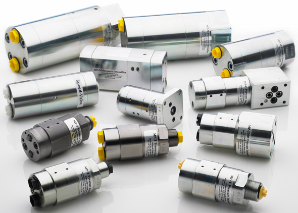 Scawill's MP-Series Hydraulic Pressure Intensifiers