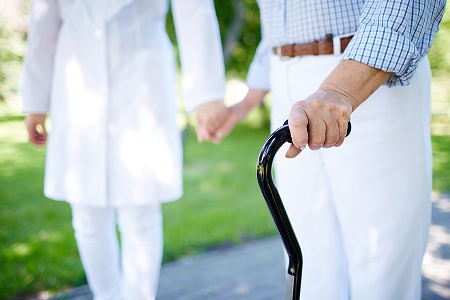 Balancing exercises done throughout the day could aid fall prevention, study shows.