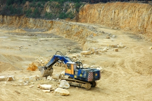 Quarry products appear to be in high demand following the sale of a limestone quarry in Adelaide.