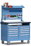 Modular Workbenches | Bench Top | Mobile Tool Carts