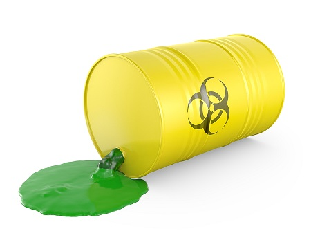 What kind of preparedness plan does your plant have in place in the event of a spill?