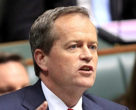 "Shorten: ""I'm not in the position to use a crystal ball … coal is part of our energy mix, as is renewable energy."""