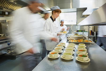 Every fast-paced kitchen needs a good stock handling procedure in place to run efficiently.