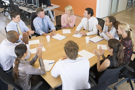 Keeping things simple: staff training sessions need not cost your company an arm and a leg.