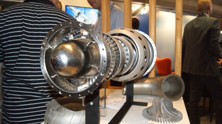 Researchers have printed a 3D jet engine.