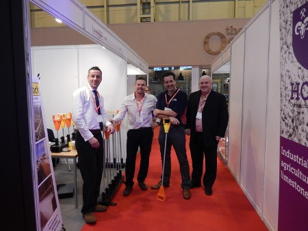 The 2015 UK Concrete Show saw some amazing exhibitions under one roof.