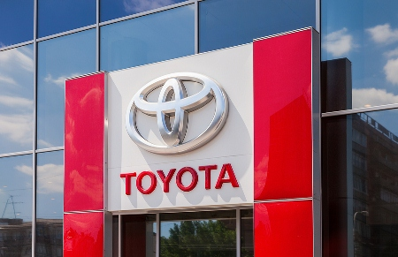The contribution would help Toyota Australia's suppliers improve their efficiency and productivity and diversify into new markets.