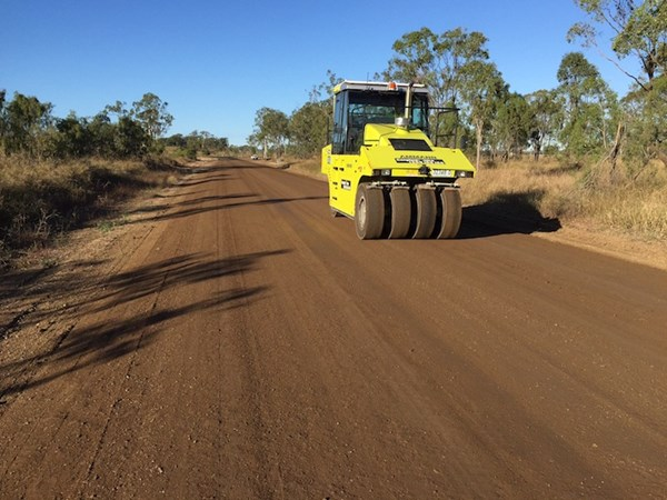 Sustainable road maintenance with PolyCom road innovation