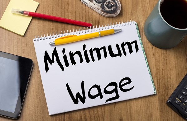 The minimum hourly rate for adult workers will rise from $17.29 to $17.70.