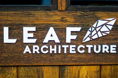 Leaf Architecture