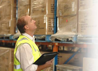 Businesses must inspect their racking at least every 12 months.