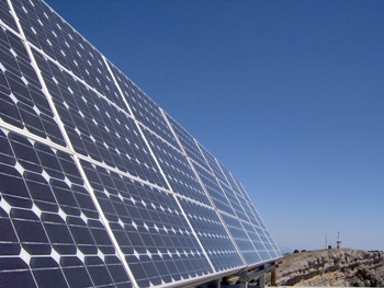 Large scale solar energy plants are yet to be commercially deployed.