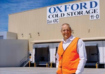 Paul Fleiszig, Oxford Cold Storage
