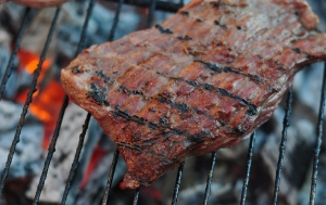 """Making just a few cooking adjustments when grilling can play a part in colorectal cancer prevention."""