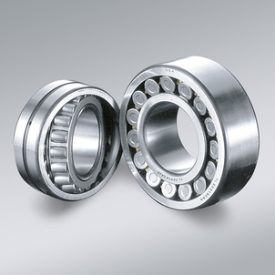 Spherical Roller Bearings with Hi-TF Bearing Steel