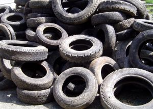 What to do with tired tyres?
