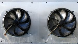 The new technology is making air conditioning systems more efficient.