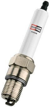 The new Champion FB-M18 iridium spark plug for large stationary engine applications.