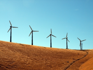 Storage technology would dramatically improve the viability of wind power.