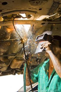 Motor vehicle manufacturing is expected to rebound in 2012.