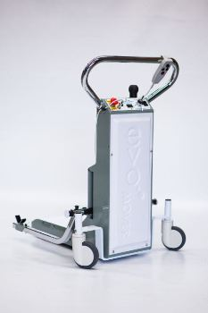 The Evo Mover: practical for hospitals and helps minimise work cover claims.