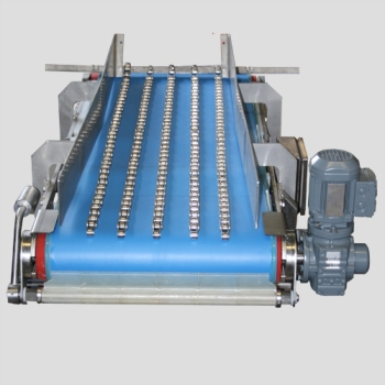 Weigh Belt Conveyor with calibration chains