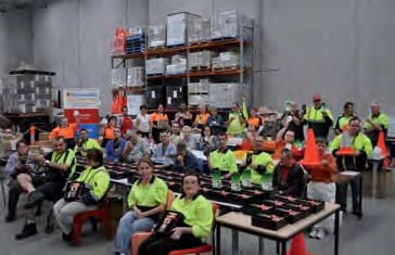 Employees at the Thorndale Australian Disability Enterprise