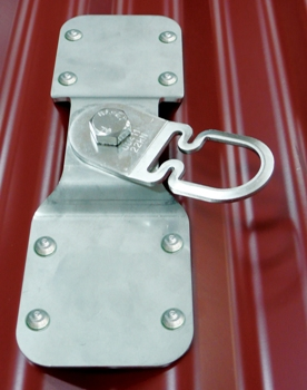 Customfix anchor from Safemaster