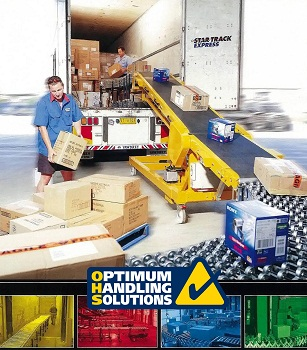 Conveyor systems from Optimum Handling Solutions